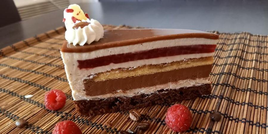 Budai ébredés - Major Cukrászda - torta rendelés